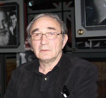 Арсений Рогинский, председатель Правления Международного общества «Мемориал».