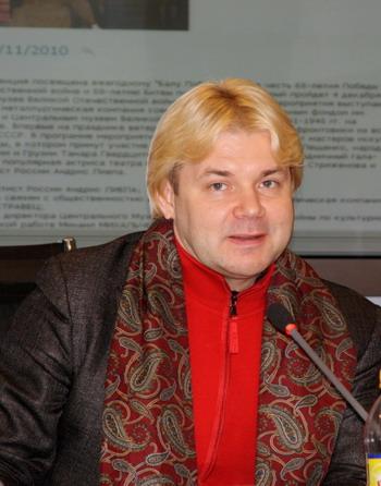 Андрис Лиепа, народный артист России. Фото: Ульяна КИМ/Великая Эпоха