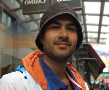 Санта-Фе, Аргентина Алехо Блеза, 29 лет, фермер. Фото: Великая Эпоха (The Epoch Times)