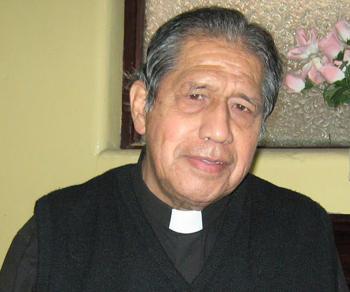 Оскар Акуино, Лима, Перу. Фото: Великая Эпоха (The Epoch Times)