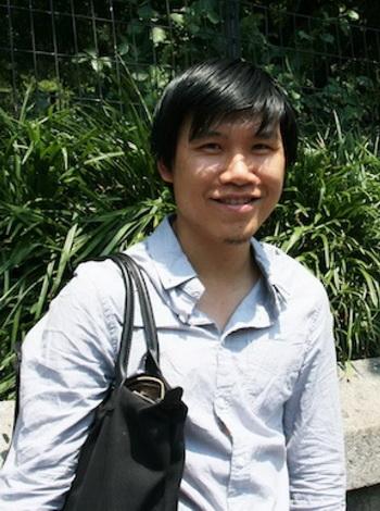 Дизайнер Реган Чен из Ололло. Фото: Диана ХЬЮБЕРТ. Великая Эпоха (The Epoch Times)