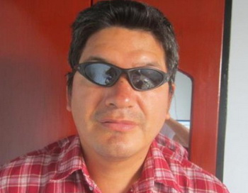 Эснард Эспиноса, Лима, Перу. Фото: Великая Эпоха (The Epoch Times)