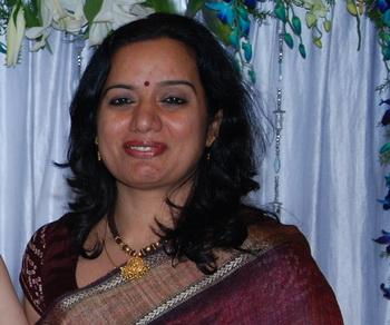 Доктор Сангита Панди, Бангалор, Индия. Фото: Великая Эпоха  (The Epoch Times)
