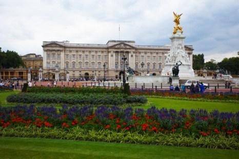 Букингемский дворец. Фото: Jupiterimages/Photos.com