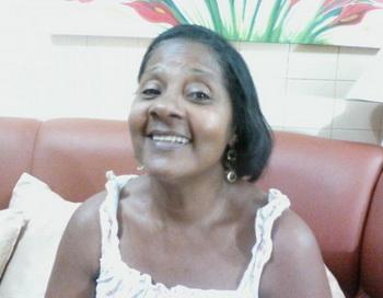 Мария Лусия ди Оливейра Таварес, Салвадор, Баия, Бразилия. Фото: Великая Эпоха (The Epoch Times)