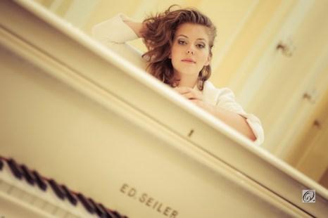 Лиза Лукашина. Фото: lizamusic.ru