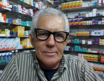Жуан Батиста Араужу Вагнер, Салвадор, Баия, Бразилия. Фото: Великая Эпоха (The Epoch Times)