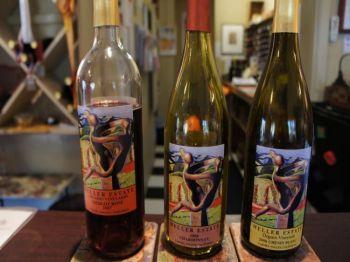Дары «Хеллера»: Heller Estate - старейшая винодельня долины Кармель. Фото: Beverly Mann