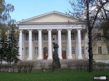 Санкт-Петербург, Мариинская больница. Фото с сайта mosday.ru