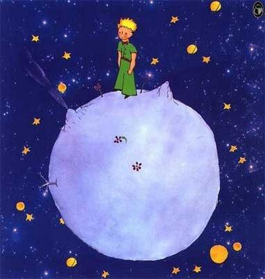 «Маленький принц». Рисунки Антуана де Сент-Экзюпери. Фото с сайта dreamworlds.ru
