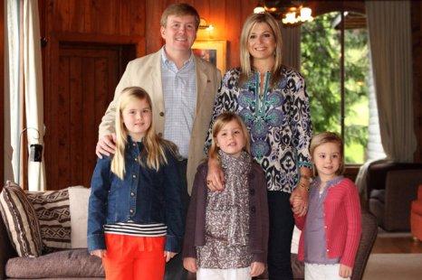 Королевская семья Нидерландов встречает Рождество в Аргентине. Фоторепортаж. Фото: Joaquin Salguero/Getty Images