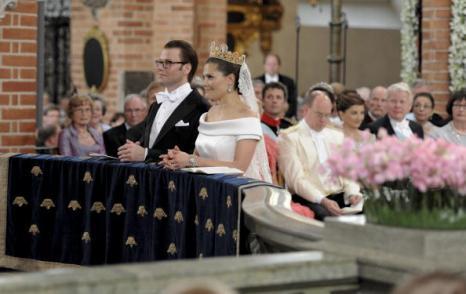Принцесса Виктория вышла замуж за тренера по фитнесу. Фото: Jonas Ekstromer - Pool/Getty Images
