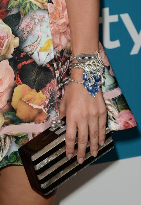 Аксессуары знаменитостей на летнем вечере InStyle в Западном Голливуде. Фоторепортаж. Фото: Jason Merritt / Getty Images
