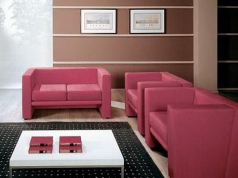 Диван для офиса - значительная фигура в успешном бизнесе. Фото: www.fristail.su