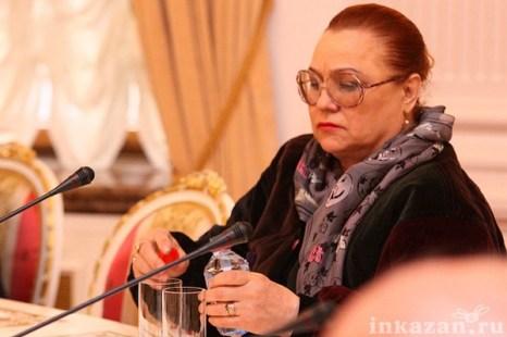 Нина Русланова. Фото с сайта inkazan.ru