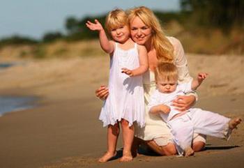 Как выбрать хороший курорт для отдыха с маленьким ребенком. Фото: webkarapuz.ru