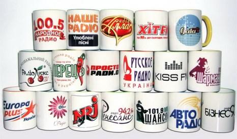 Печать на кружках – выбираем оригинальность. Фото:  promomix.net