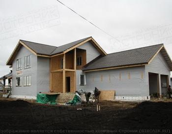 Кредит в Новом Уренгое на строительство дома по SIP технологии. Фото: 3780000.ru