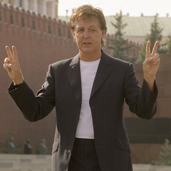 Пол Маккартни. Фото РИА Новости