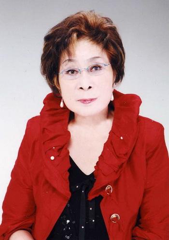 Театральная актриса Митцио Асака. Фото с сайта minghui.org