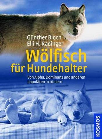 Обложка «По-волчьи для владельцев собак. Фото с сайта epochtimes.de
