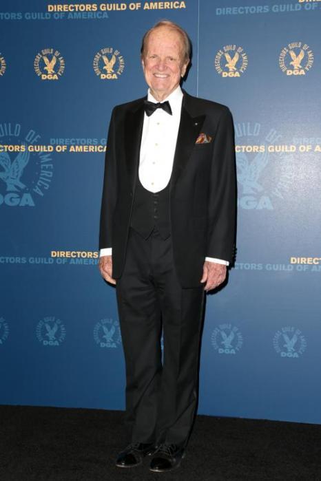 Джордж Стивенс – младший на вручении премии Гильдии режиссёров США 3 февраля 2013 года в Голливуде, США. Фото: Frederick M. Brown/Getty Images