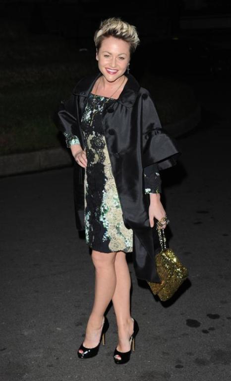 Джэми Уинстон на церемонии вручения премии Evening Standard British Film Awards  в Лондоне 4 февраля 2013 года. Фото: Wilson/Getty Images
