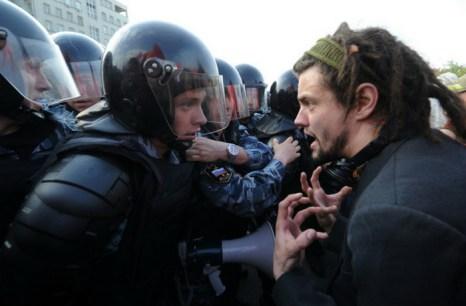 К. Собчак запретили съёмки «Госдепа-2» на Чистых прудах
