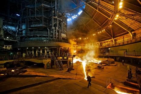Липецкая металлургия стала гарантом экономической стабильности региона. Фото с icon.s.photosight.ru