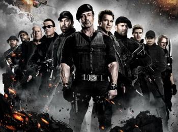 Современные фильмы-боевики — найдите 10 отличий! Фото с tenstars.ru