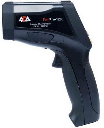 Инфракрасный пирометр ADA TemPro 1200. Фото с teplomer.biz