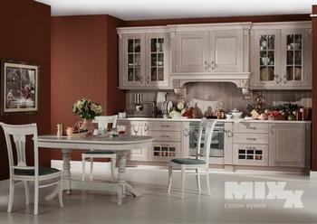 Кухни классического образца. Фото с сайта http://www.kuhnimixx.ru/catalog/klassica/