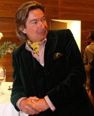 Оливер Штадбауэр, независимый журналист, на представлении Shen Yun Performing Arts в Венском Штадхалле, 1 мая 2011 г. Фото: Александр М. ХАМРЛЬ/ Великая Эпоха (The Epoch Times)