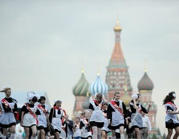Фото: NATALIA KOLESNIKOVA/AFP/Getty Images