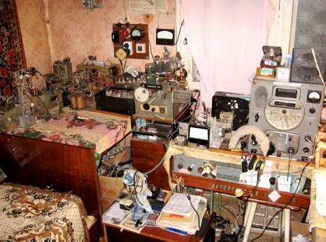 Дальний радиоприём. Фото с forum.qrz.ru