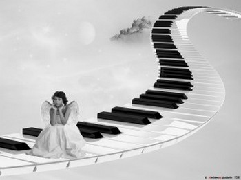 Музыка для души. Фото с cvetymudrosti.com.ua