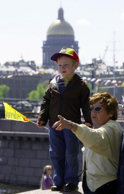Внуки говорят о бабушках. Фото: MLADEN ANTONOV/AFP/Getty Images
