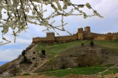 Генуэзская крепость в Судаке. Фото: Ирина Рудская/Великая Эпоха