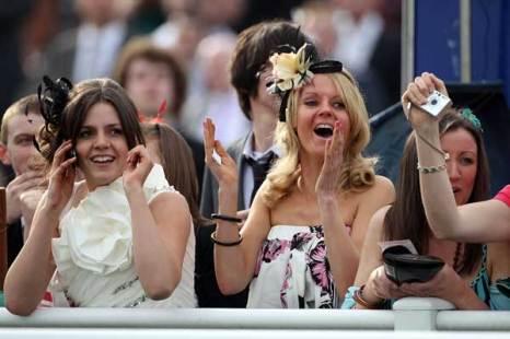 Ladies Day. Взрыв эмоций на скачках.  Фото: Ian Gavan/Getty Images