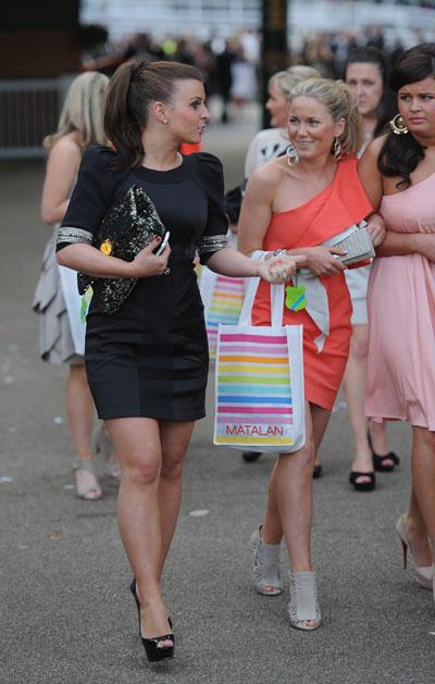 Ladies Day в Ливерпуле (Англия). Колин Руни (слева). Фото: Ian Gavan/Getty Images