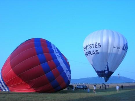 Фестиваль воздушных шаров и искусства в Севастополе. Фото: Алла Лавриненко/Великая Эпоха