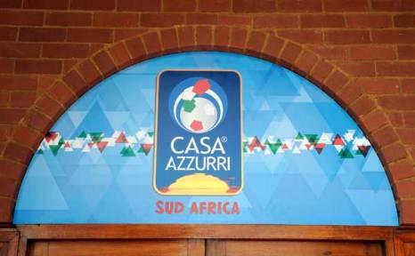 Общий вид Casa Azzurri во время Чемпионата мира ФИФА 2010 г. в Южной Африке. Фото: Giuseppe Bellini/Getty Images