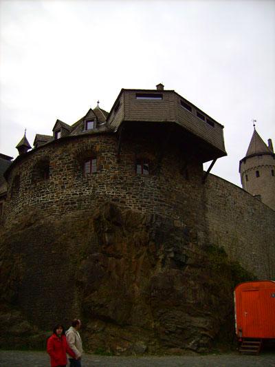 Крепость Альтена. Зауэрланд. Фото: Сергей Ярош.