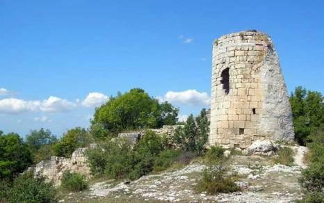 Сторожевая башня. Крепость Сюйрень. Фото: Алла Лавриненко/ Великая Эпоха