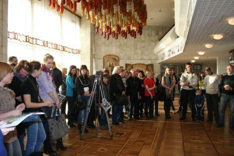 Открытие фотовыставки, г. Иркутск. Фото: Оксана Торбеева/Великая Эпоха (The Epoch Times)