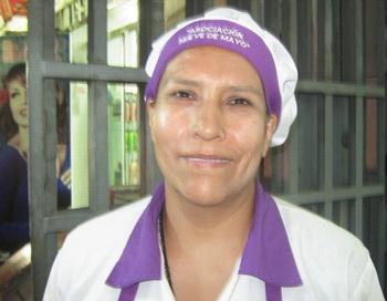 Беатрис Росалес, Лима, Перу. Фото: Великая Эпоха (The Epoch Times)
