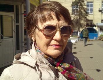 Алла Попова, Украина. Фото: Великая Эпоха (The Epoch Times)