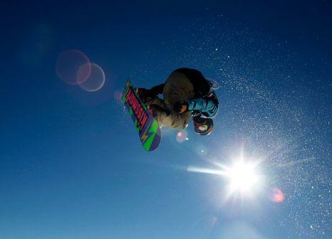 Зимой не до скуки. Финн Маркус Малин в полуфинале соревнований по сноуборду на Чемпионате мира в Молине 20 января. Фото: sportpicture.ru