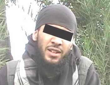 Томас У. был немецким бойцом Талибана. Фото: islamnixgut.blogspot.de