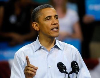 Барак Обама. Фото: Sara D. Davis/Getty Images News